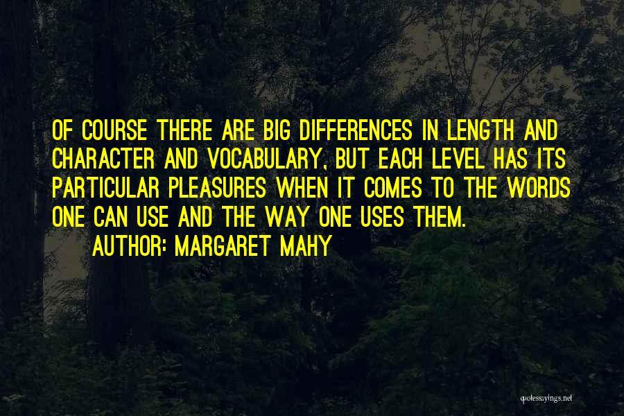 Margaret Mahy Quotes 1039842