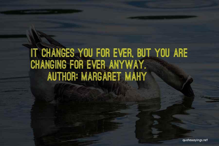 Margaret Mahy Quotes 148664