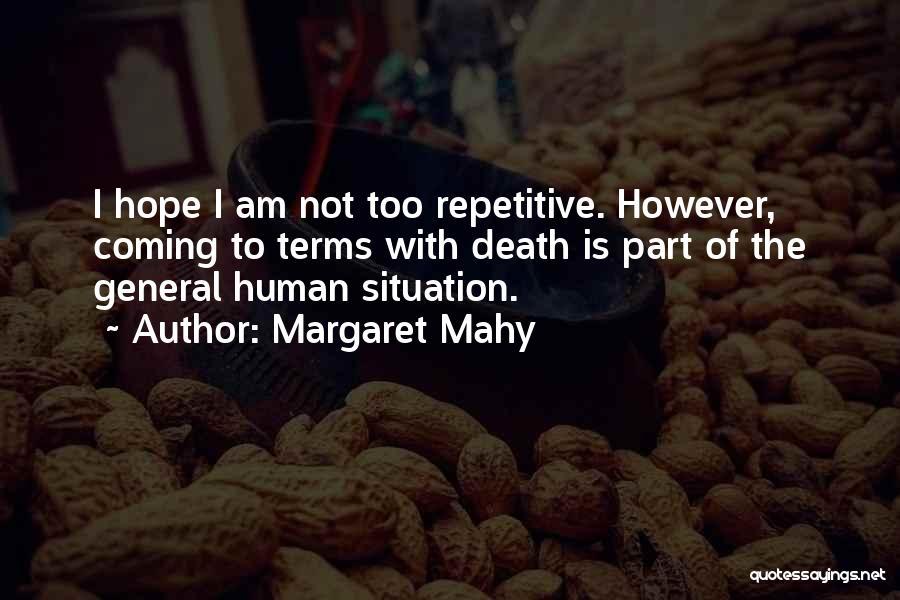 Margaret Mahy Quotes 1867711