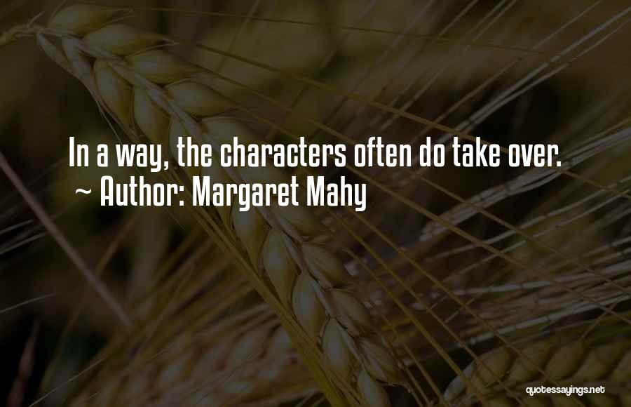 Margaret Mahy Quotes 2106019