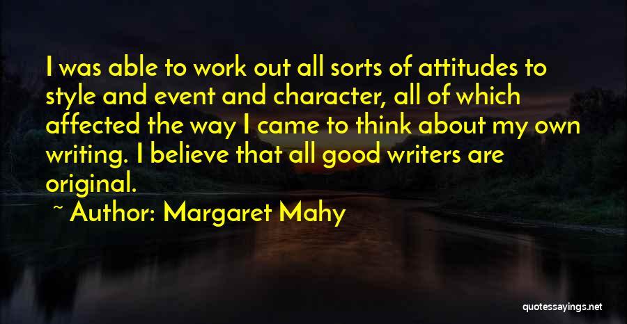 Margaret Mahy Quotes 2252854
