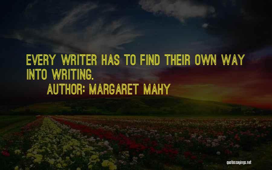 Margaret Mahy Quotes 658286