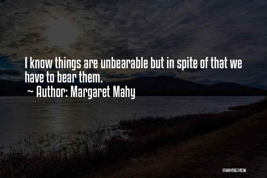 Margaret Mahy Quotes 720823