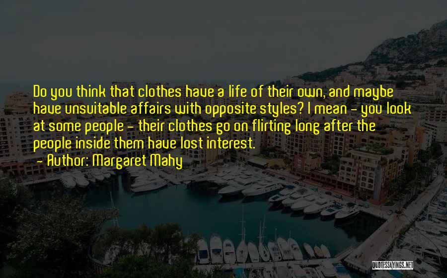 Margaret Mahy Quotes 855740