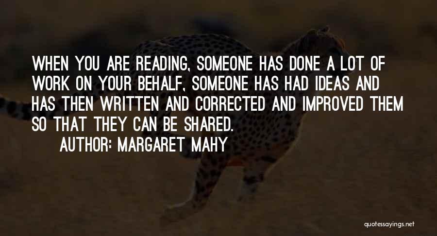 Margaret Mahy Quotes 857171