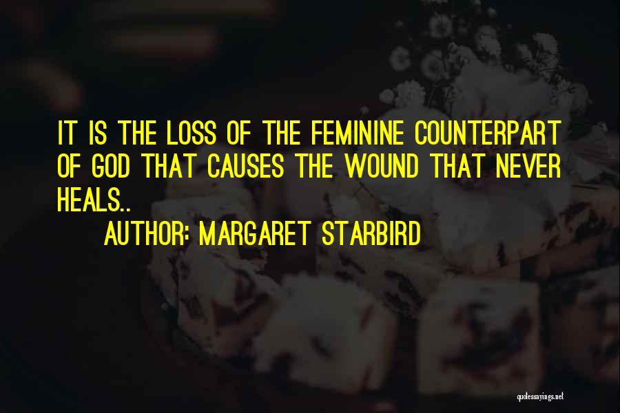Margaret Starbird Quotes 1819218