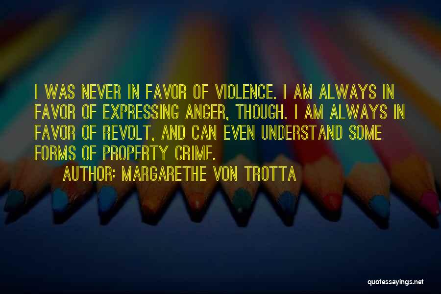 Margarethe Von Trotta Quotes 216991