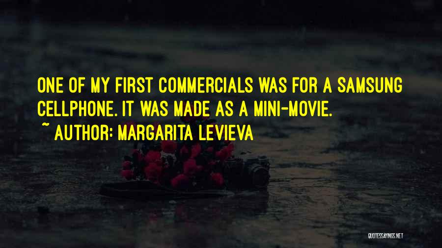 Margarita Levieva Famous Quotes & Sayings