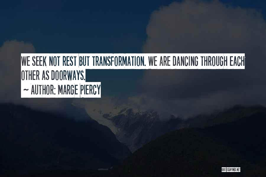Marge Piercy Quotes 106715