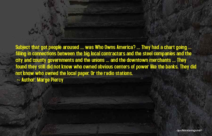 Marge Piercy Quotes 1308104