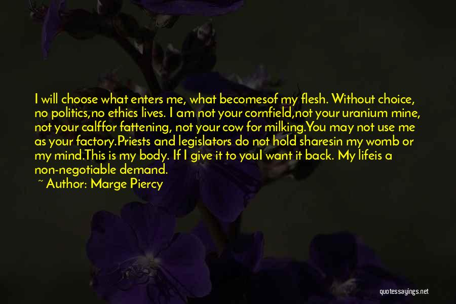 Marge Piercy Quotes 266108