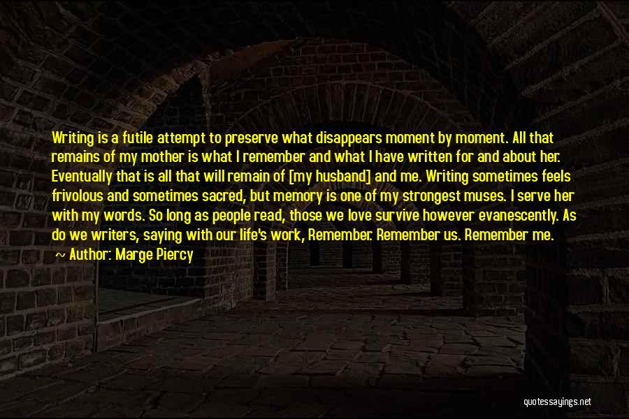 Marge Piercy Quotes 558846