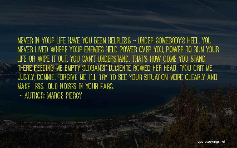 Marge Piercy Quotes 718050