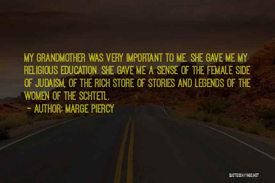 Marge Piercy Quotes 731812