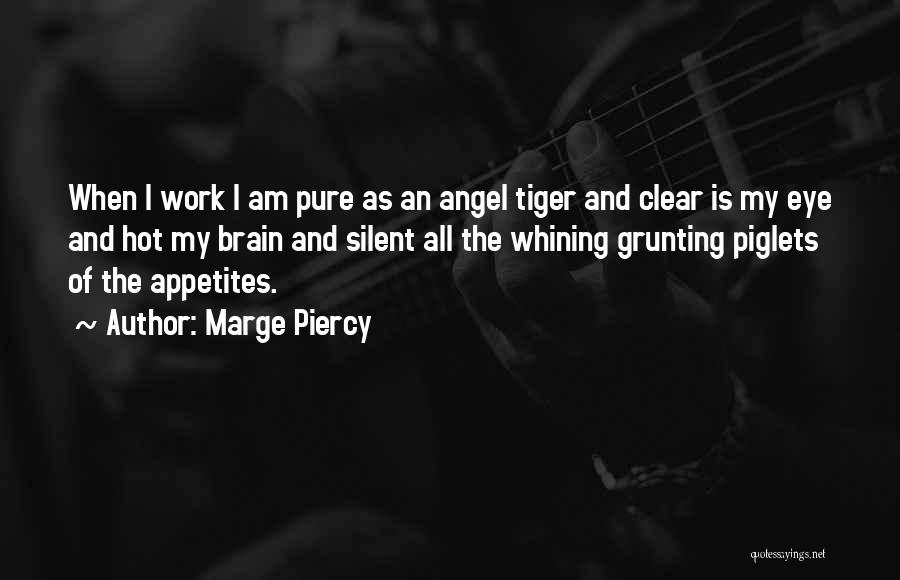 Marge Piercy Quotes 803443