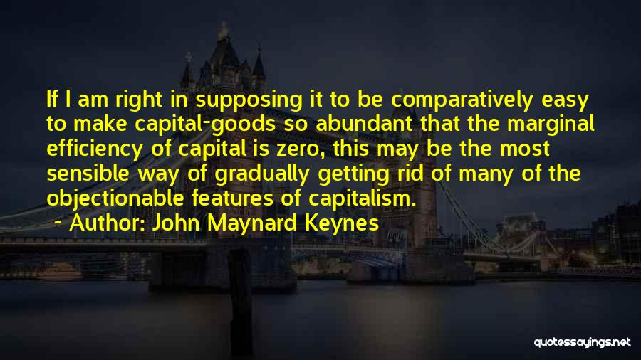 Marginal Quotes By John Maynard Keynes