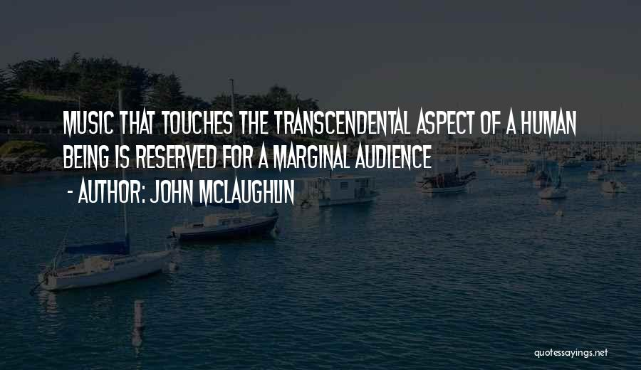 Marginal Quotes By John McLaughlin