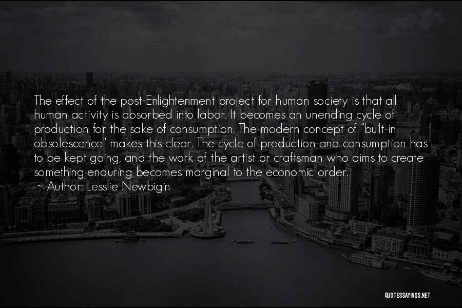 Marginal Quotes By Lesslie Newbigin