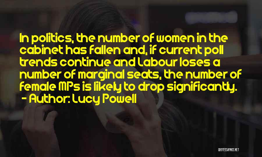 Marginal Quotes By Lucy Powell