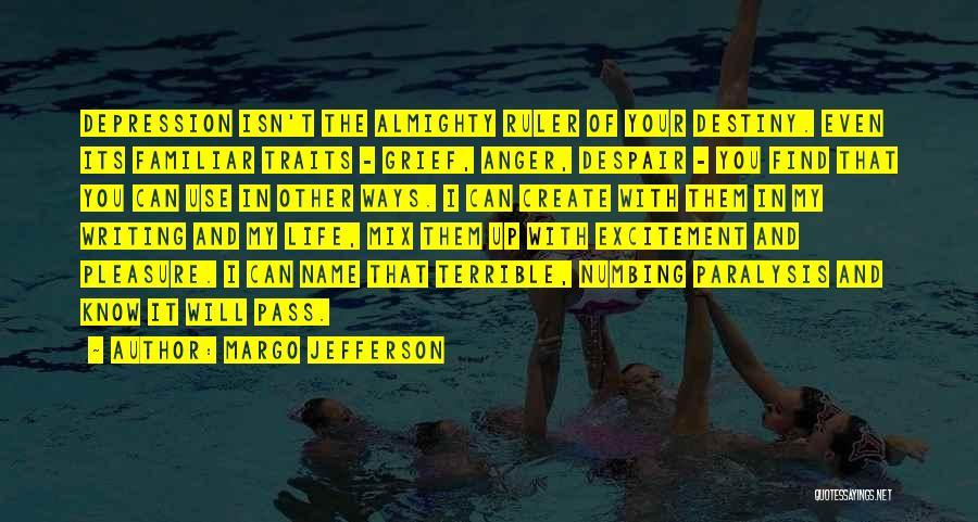 Margo Jefferson Quotes 1940476