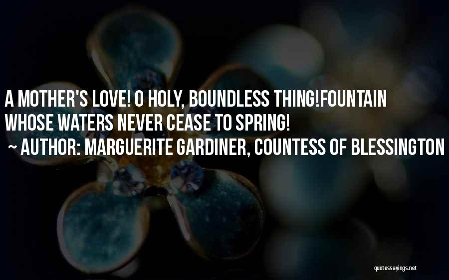 Marguerite Gardiner, Countess Of Blessington Quotes 1117149