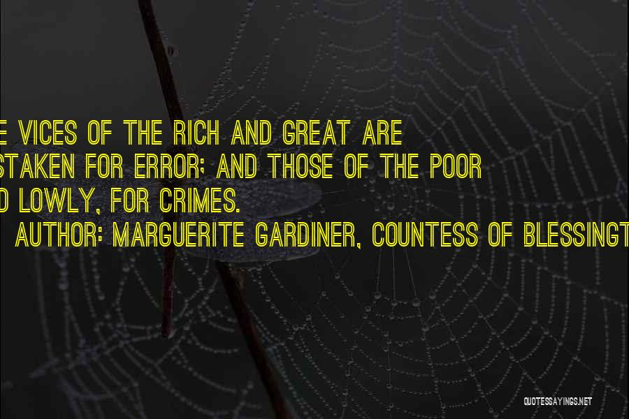 Marguerite Gardiner, Countess Of Blessington Quotes 1198064
