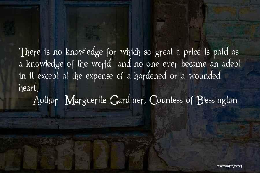 Marguerite Gardiner, Countess Of Blessington Quotes 1372119
