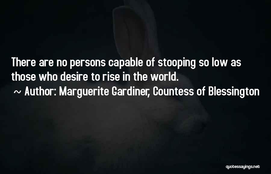 Marguerite Gardiner, Countess Of Blessington Quotes 1423557