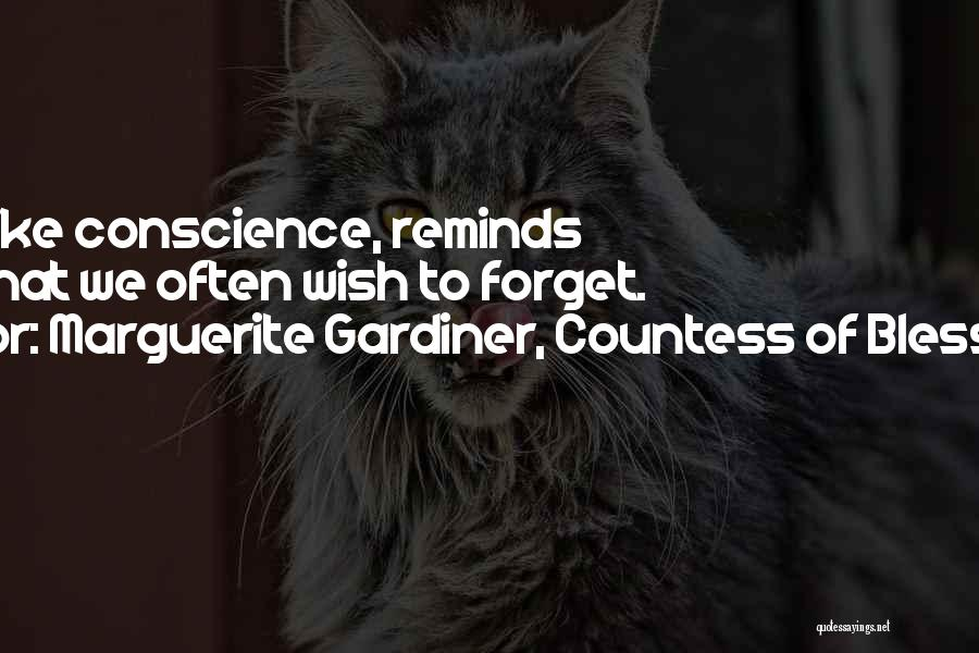 Marguerite Gardiner, Countess Of Blessington Quotes 1439835