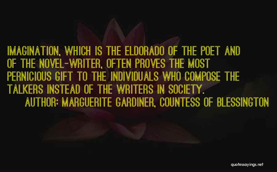 Marguerite Gardiner, Countess Of Blessington Quotes 1467084