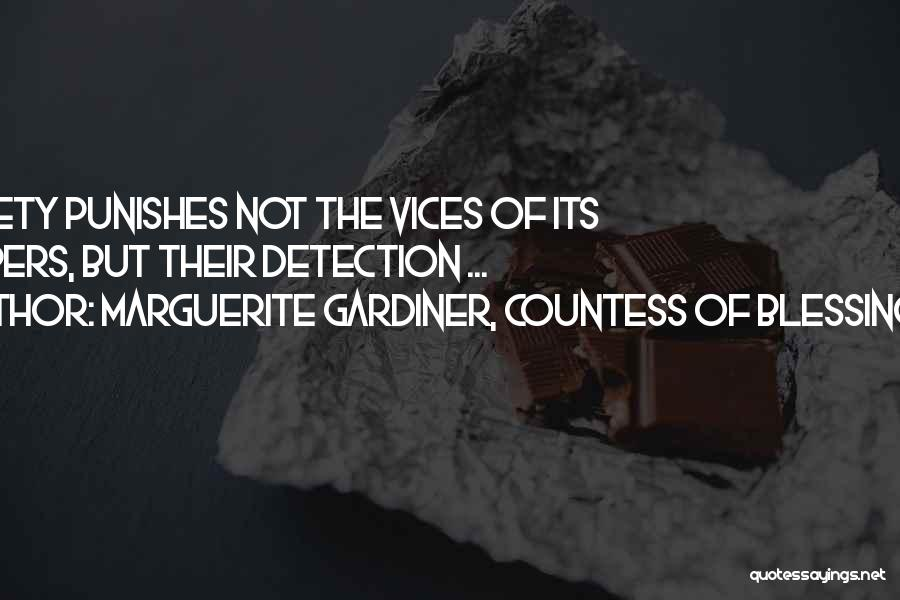 Marguerite Gardiner, Countess Of Blessington Quotes 1492191