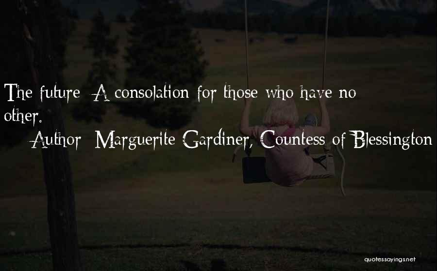Marguerite Gardiner, Countess Of Blessington Quotes 1600837
