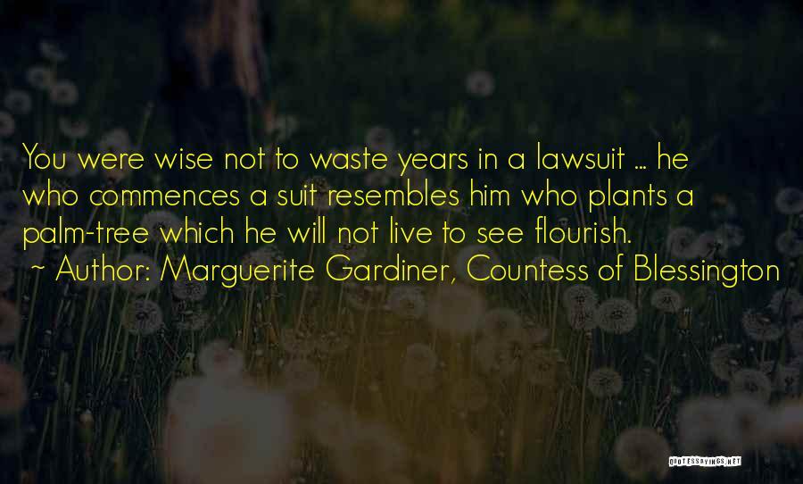 Marguerite Gardiner, Countess Of Blessington Quotes 1621472