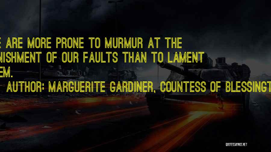 Marguerite Gardiner, Countess Of Blessington Quotes 1834466