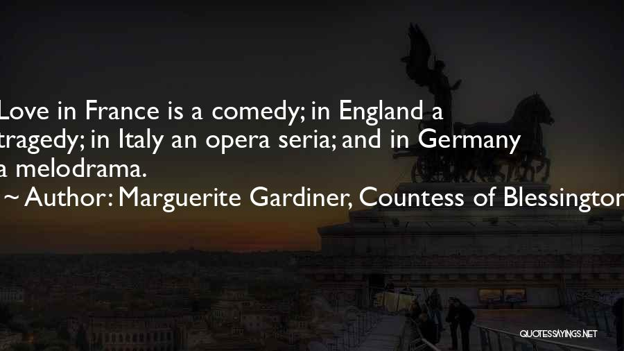 Marguerite Gardiner, Countess Of Blessington Quotes 2032629