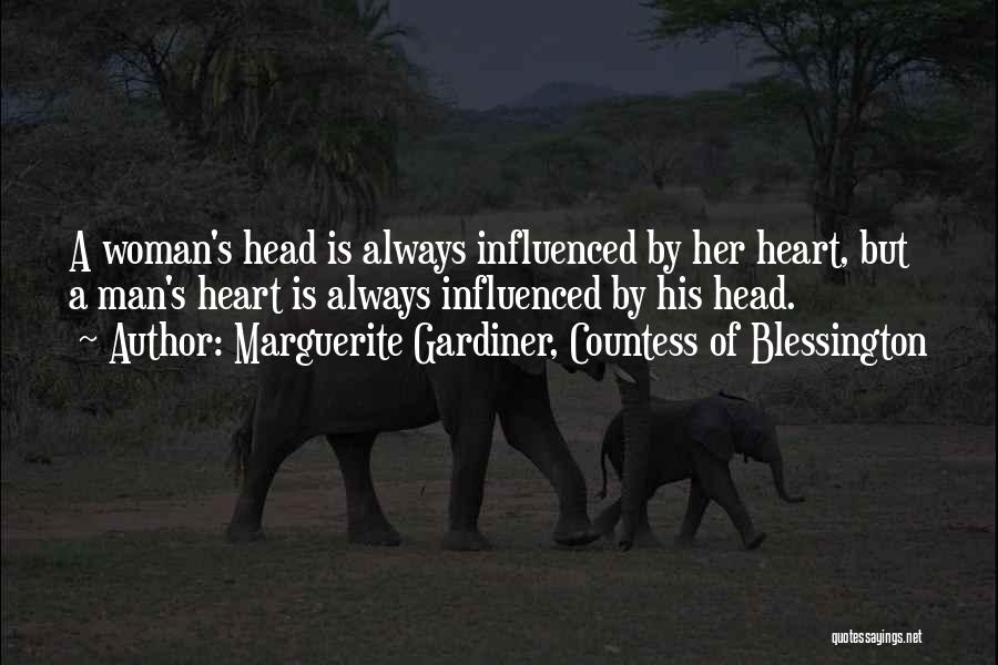 Marguerite Gardiner, Countess Of Blessington Quotes 209289