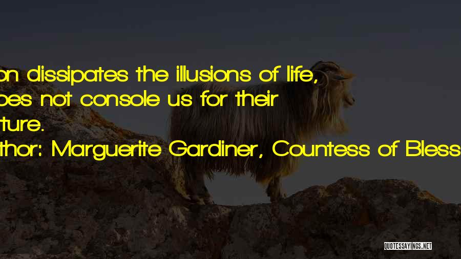 Marguerite Gardiner, Countess Of Blessington Quotes 2094296
