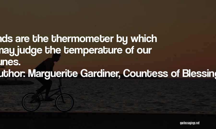 Marguerite Gardiner, Countess Of Blessington Quotes 2183167