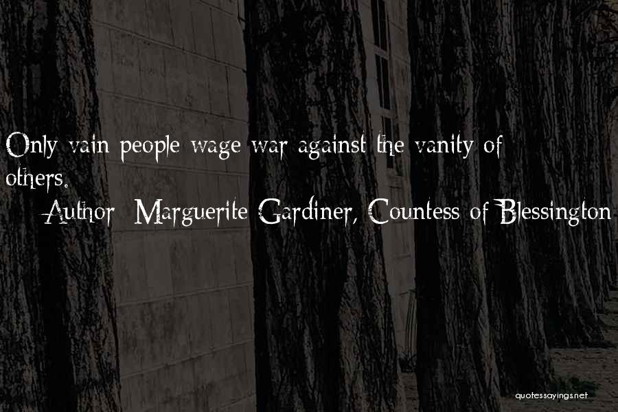 Marguerite Gardiner, Countess Of Blessington Quotes 277139