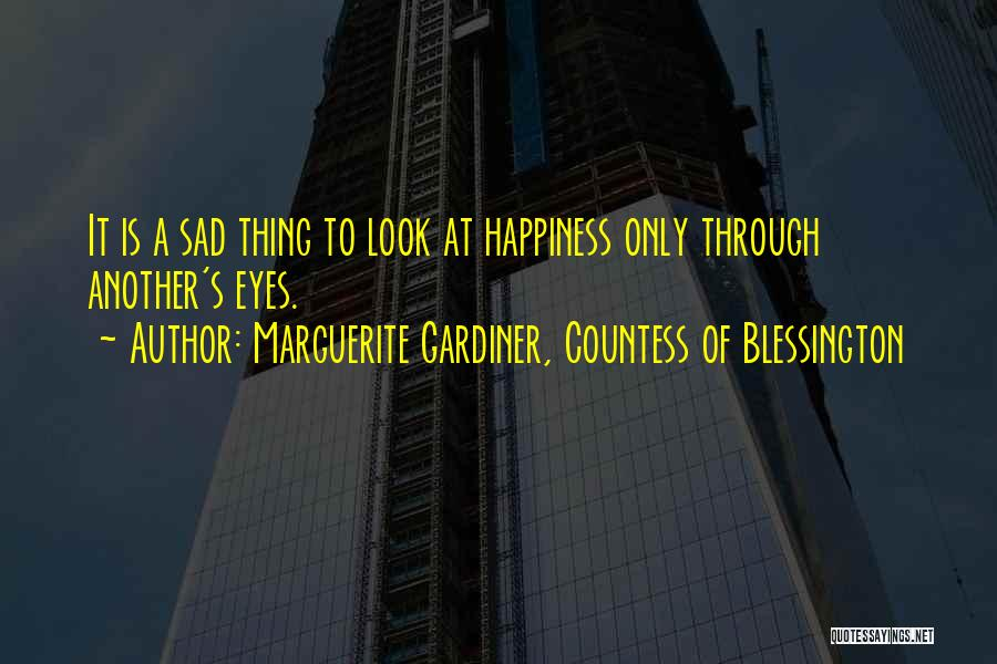 Marguerite Gardiner, Countess Of Blessington Quotes 549938