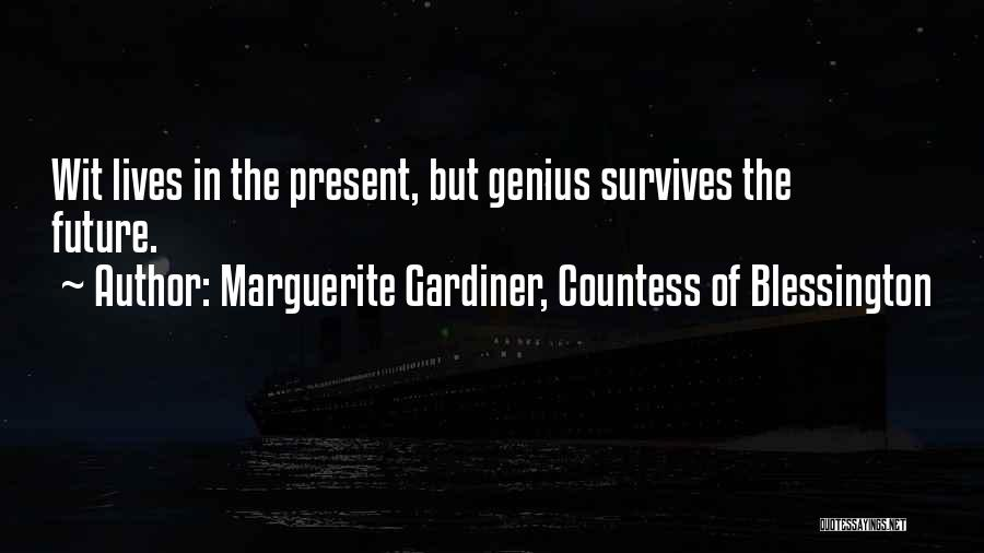 Marguerite Gardiner, Countess Of Blessington Quotes 815205
