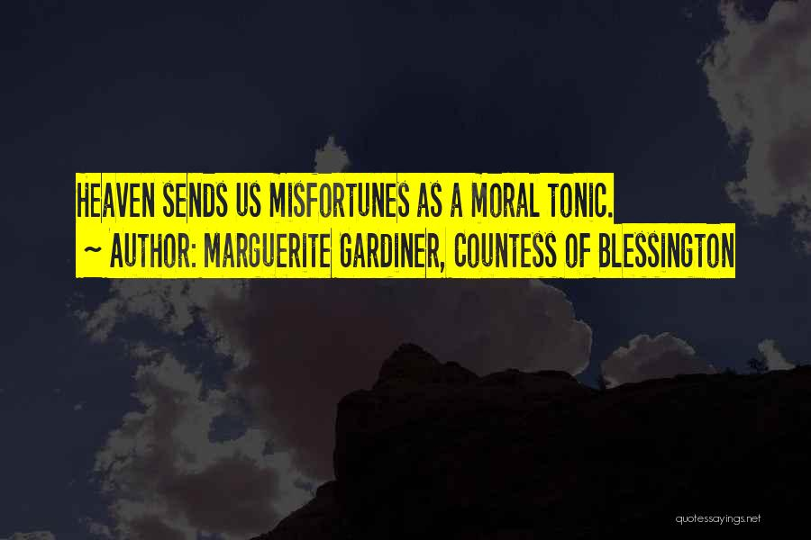 Marguerite Gardiner, Countess Of Blessington Quotes 843370