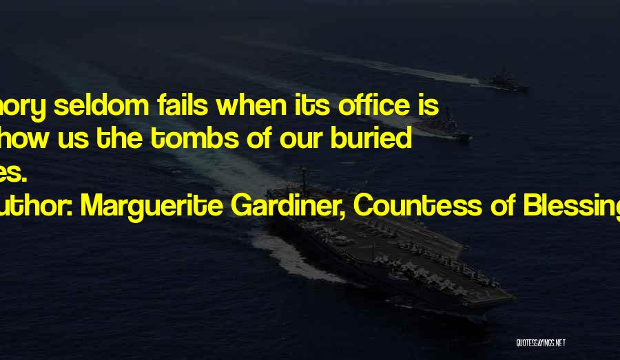 Marguerite Gardiner, Countess Of Blessington Quotes 867564