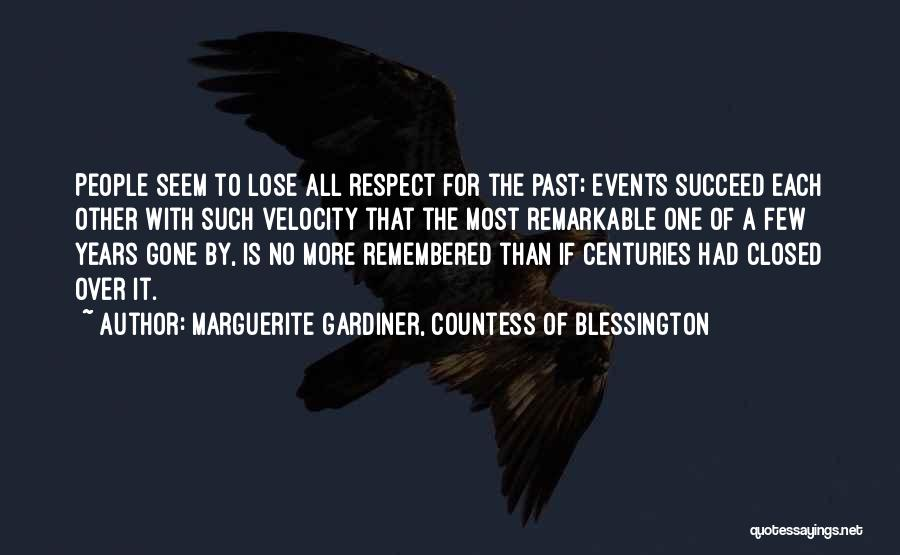 Marguerite Gardiner, Countess Of Blessington Quotes 998515