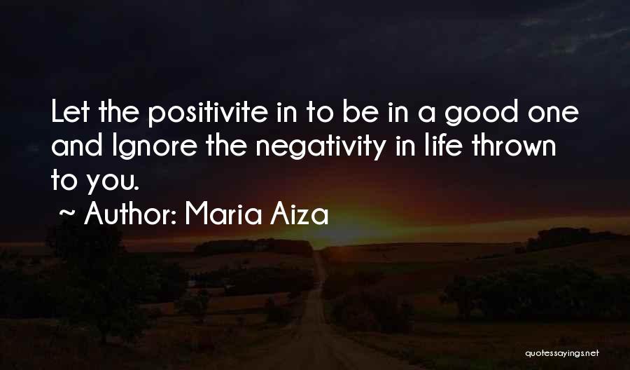 Maria Aiza Quotes 1524432