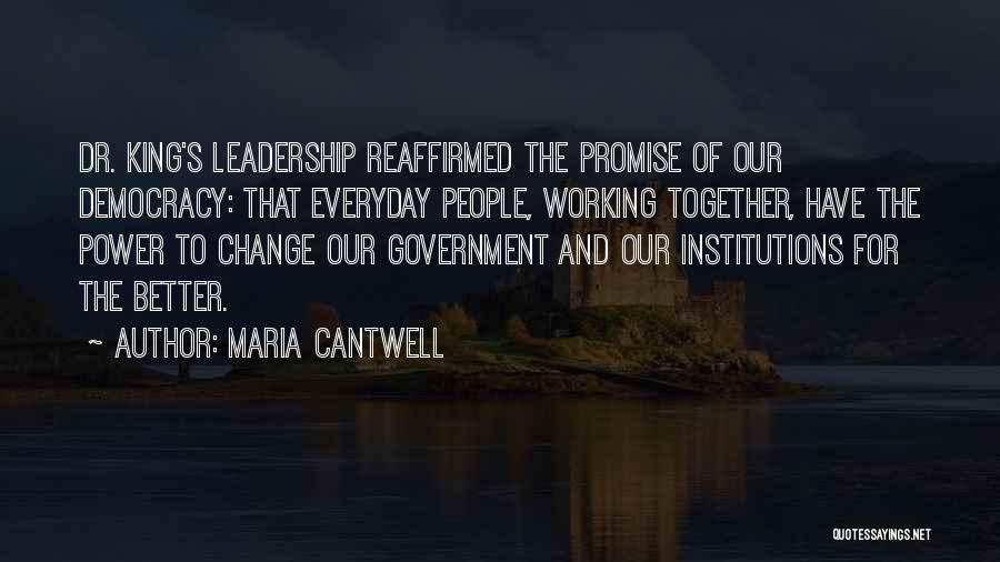 Maria Cantwell Quotes 878372