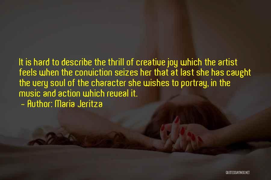 Maria Jeritza Quotes 610680