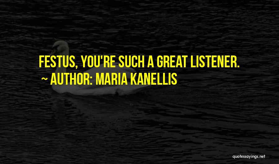 Maria Kanellis Quotes 1075210