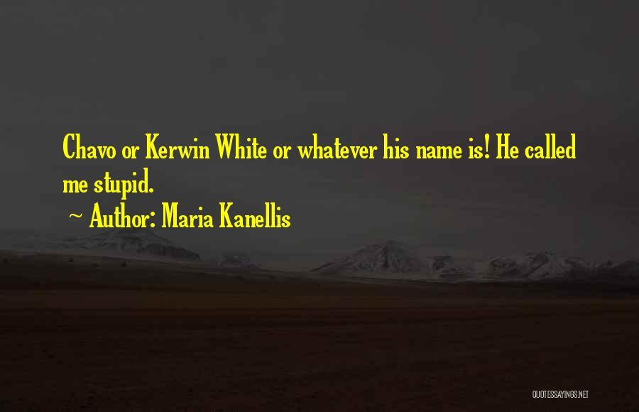 Maria Kanellis Quotes 753692