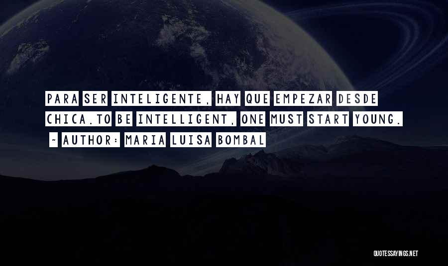Maria Luisa Bombal Quotes 2011169